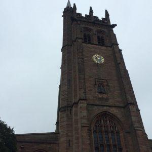 All Saints', Hertford